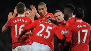 Manchester United Wolverhampton Wanderers 1112 Premier League