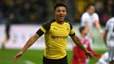 NxGn 2019 Jadon Sancho Dortmund