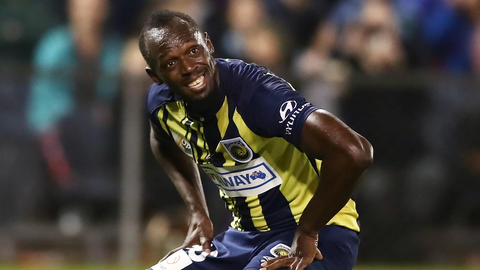 Bolt: I didn't get a fair chance during football trial in Australia