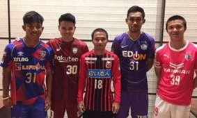 J1 League Thai players