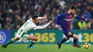 Lionel Messi Fabian Ruiz Betis Barcelona LaLiga 21012019
