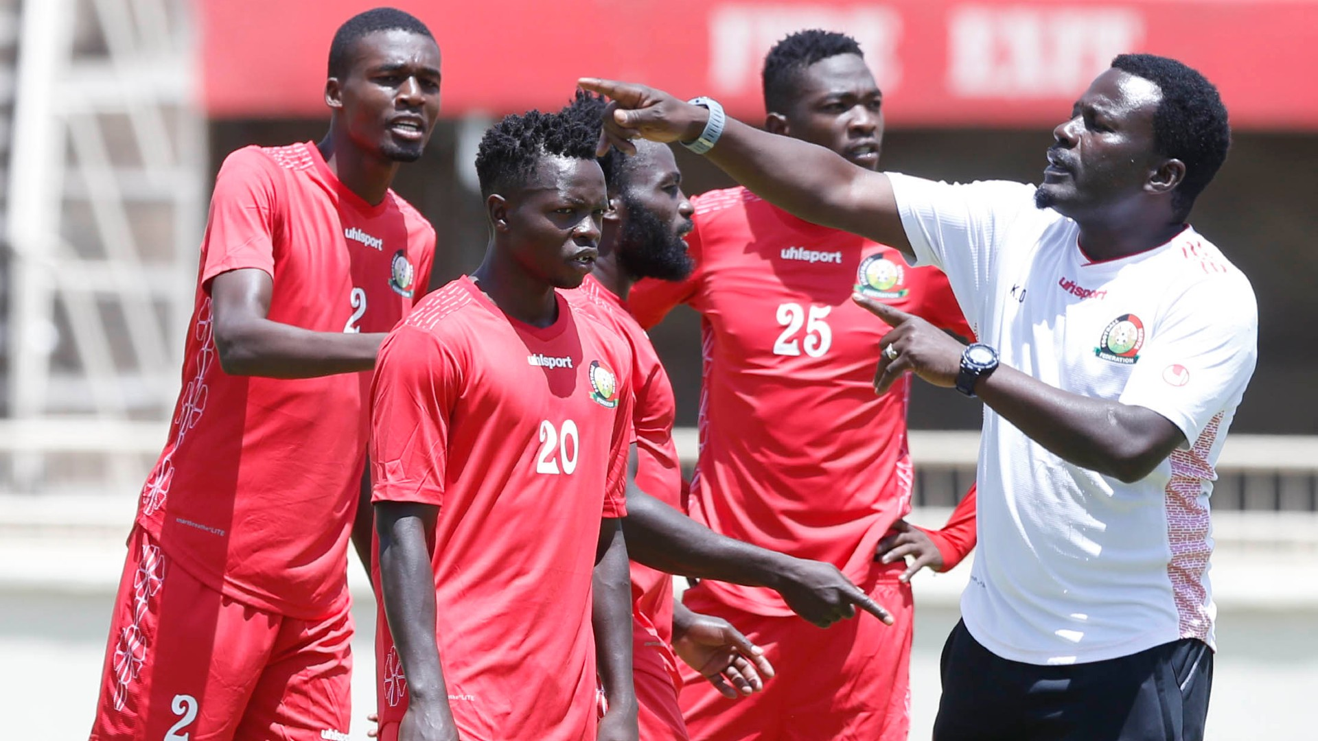Mulee explains why Kenya settled for South Sudan as pre-Afcon friendly opponents