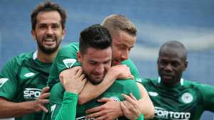Konyaspor Goal Celebration 05102019