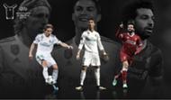 Modric Ronaldo Salah