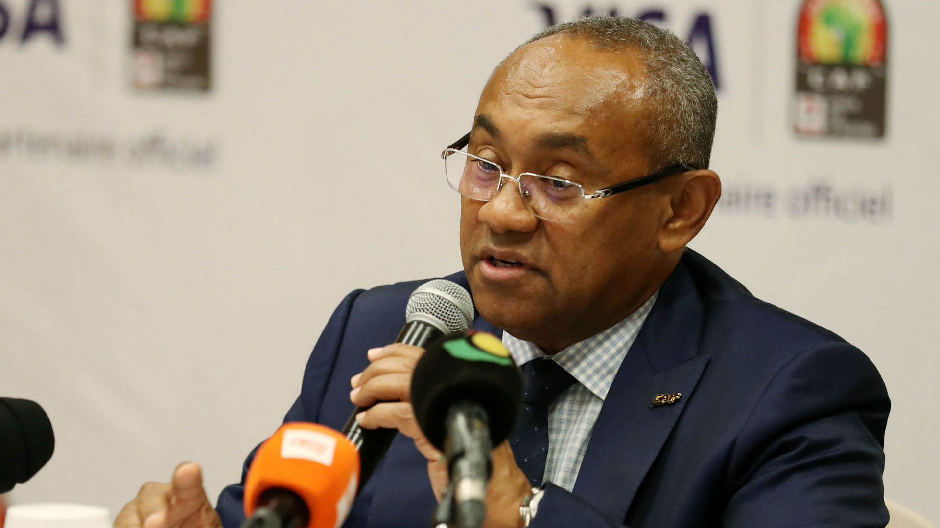 Caf President Ahmad on running for second term and the coronavirus crisis