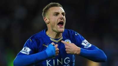 Jamie Vardy Leicester 2015-16