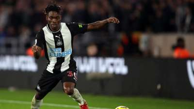 Christian Atsu Newcastle United 2019-20