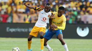 Mamelodi Sundowns not competing against Kaizer Chiefs for PSL title – Mosimane