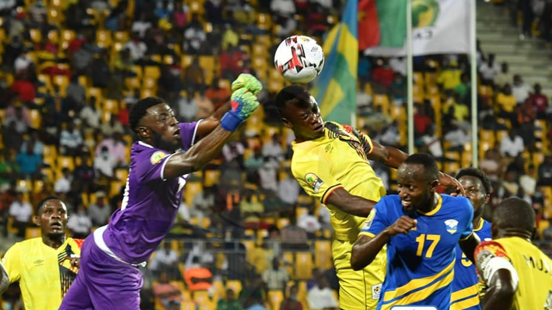 Uganda 0-0 Rwanda: Spoils shared by East African outfits in Cameroon