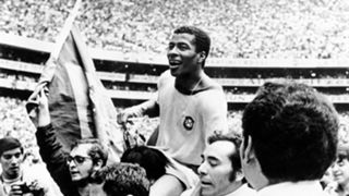 Brazil Italy World Cup 1970