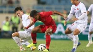 Osvaldo Haay - Indonesia U-22 vs. Vietnam U-22