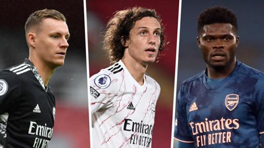 'Bernd is amazing' - Luiz backs Leno after Rapid Vienna error & hails 'great' Arsenal new boy Partey | Goal.com