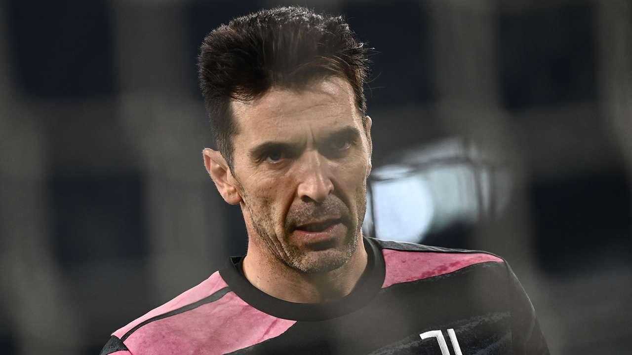 Gianluigi Buffon Juventus 2020-21