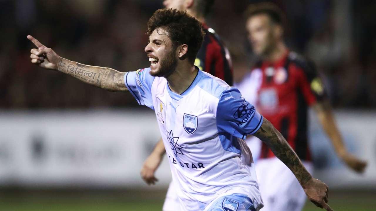 Daniel De Silva Sydney FC