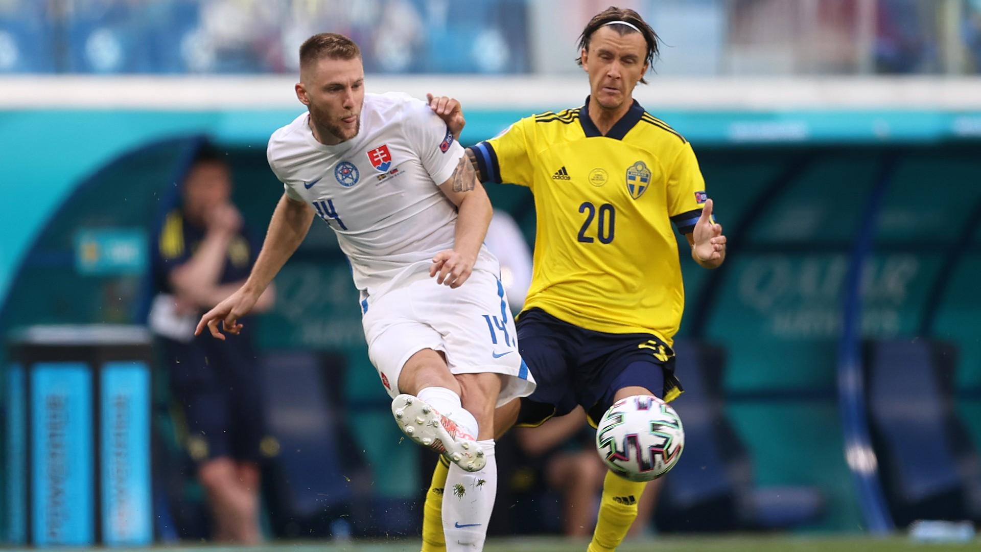 LIVE: Sweden vs Slovakia