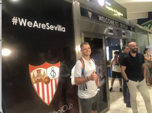 Chicharito Hernandez Sevilla