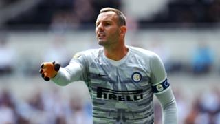 Samir Handanovic Inter 2019-20