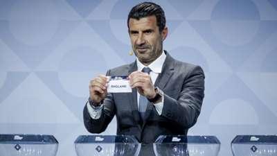 Luis Figo UEFA Nations League