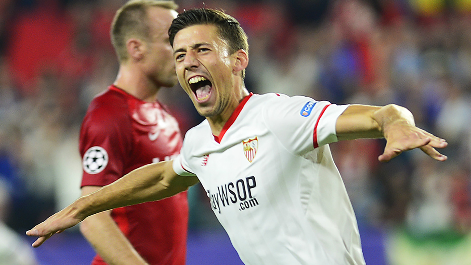 Lenglet closing in on €35m Barcelona move