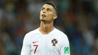 Cristiano Ronaldo Portugal Uruguay World Cup