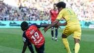 Nantes-Lilles Lucas Evangelista Nicolas Pepe Ligue 1 31032019