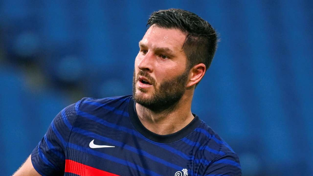 Andre-Pierre Gignac, France Olympic team