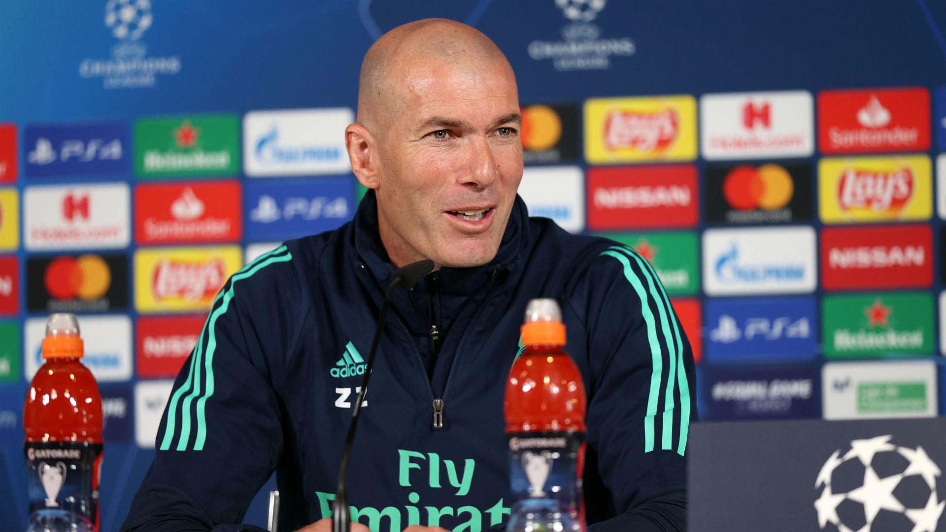 """Real Madrid - Zidane : """"Je peux comprendre que les supporters soient mécontents"""""""