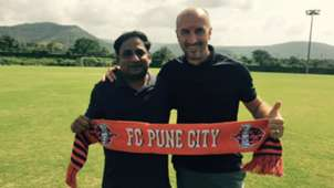 Ranko Popovic FC Pune City