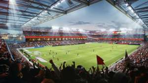 St. Louis MLS Stadium Rendering