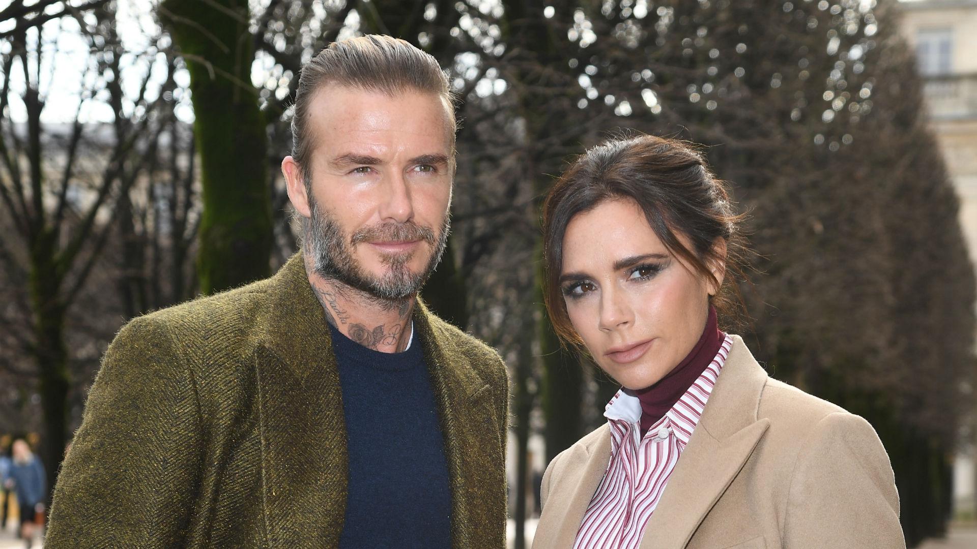 David Beckham dating lista Incontri squadra magma grugnito capitolo 9