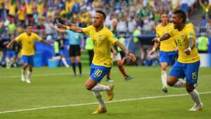 brazil mexico - neymar - world cup - 02072018