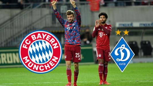 Wer zeigt / überträgt FC Bayern München - Dynamo Kiew live? Die Champions League im TV und LIVE-STREAM   Goal.com