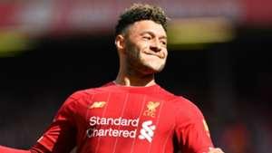 Alex Oxlade-Chamberlain Liverpool 2019-20