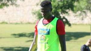 Anthony Akumu of Harambee Stars.