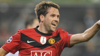Michael Owen Manchester United
