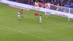 Gol Nico Castillo