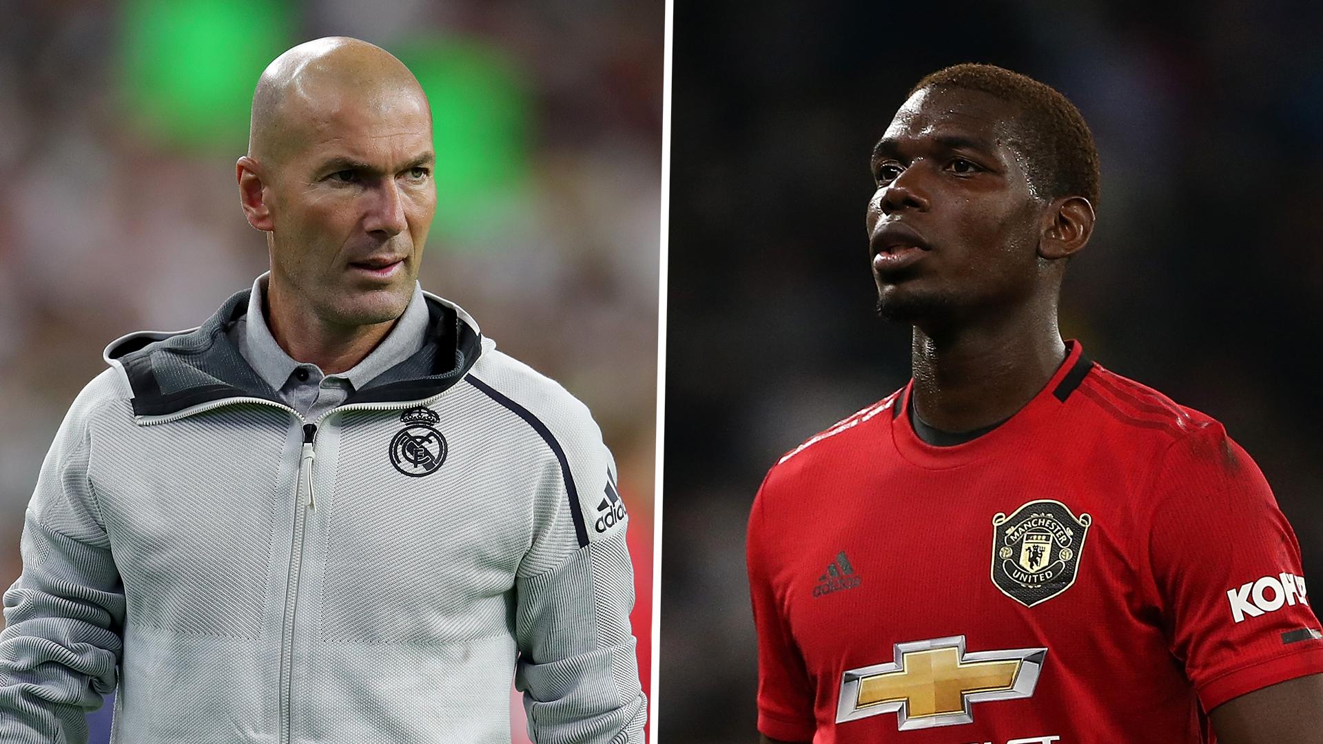 Real Madrid: Zidane chiama Pogba, a gennaio operazione possibile