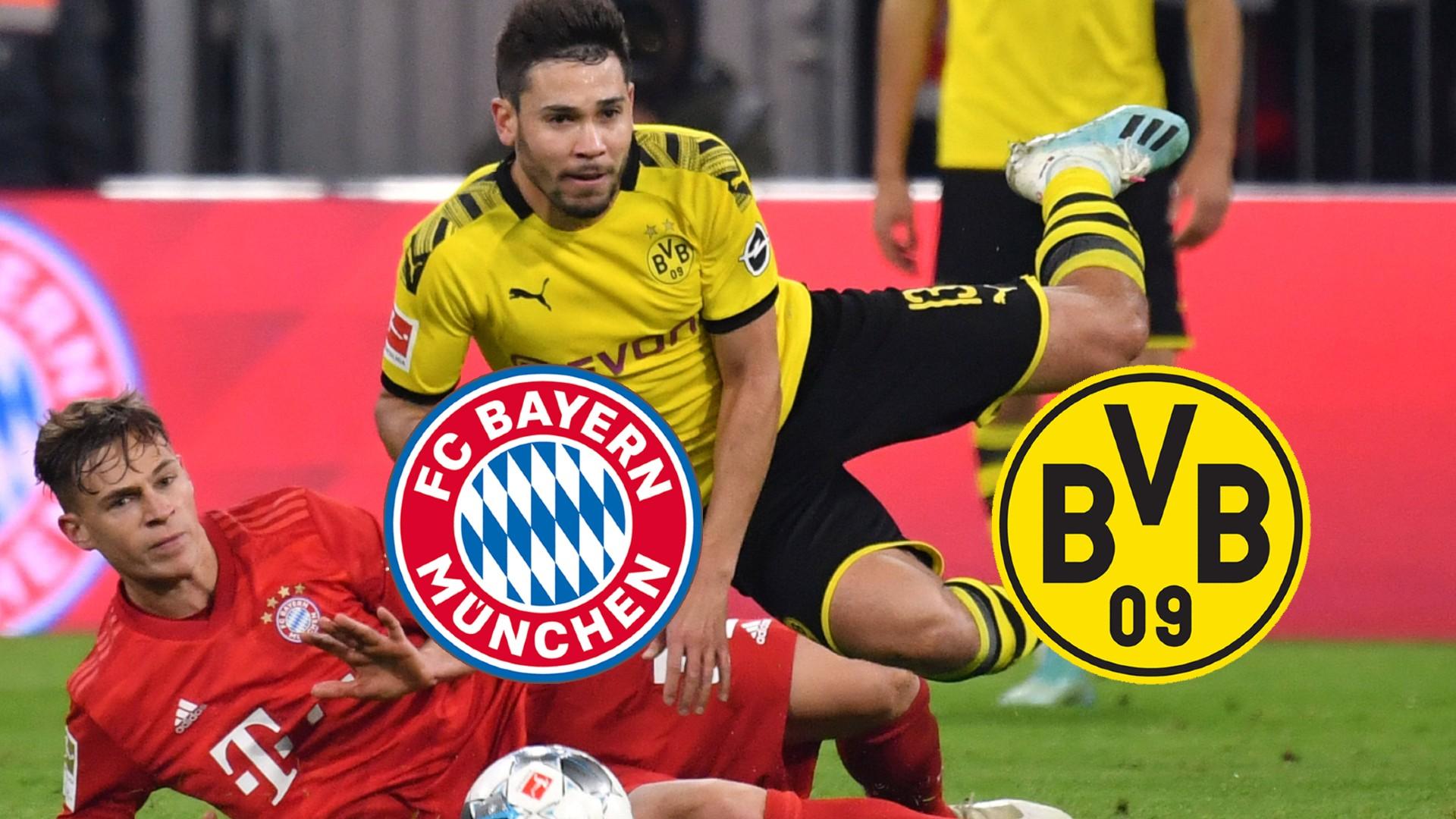 Wann Spielt Bayern Gegen Dortmund Heute