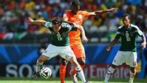 México Holanda Brasil 2014