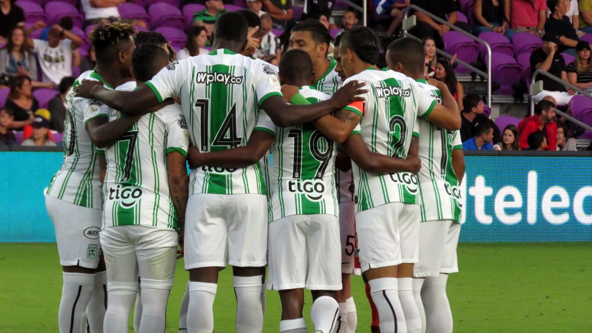 Atletico Nacional Cuales Rivales Podria Enfrentar En La Segunda Fase De La Copa Sudamericana 2020 Goal Com
