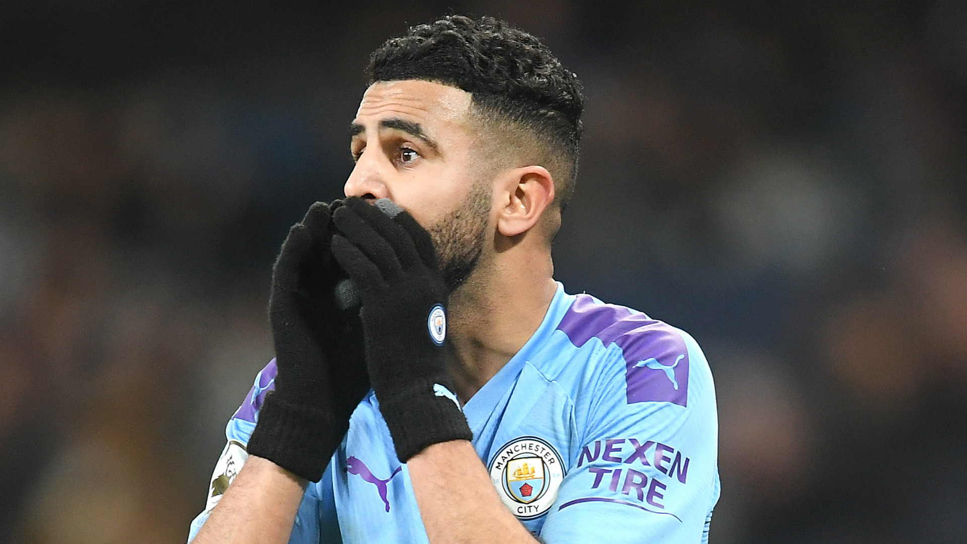 Man City-Real Madrid a pivotal juncture for Mahrez