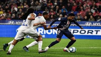 Jason Denayer Neymar Lyon PSG Ligue 1 22092019