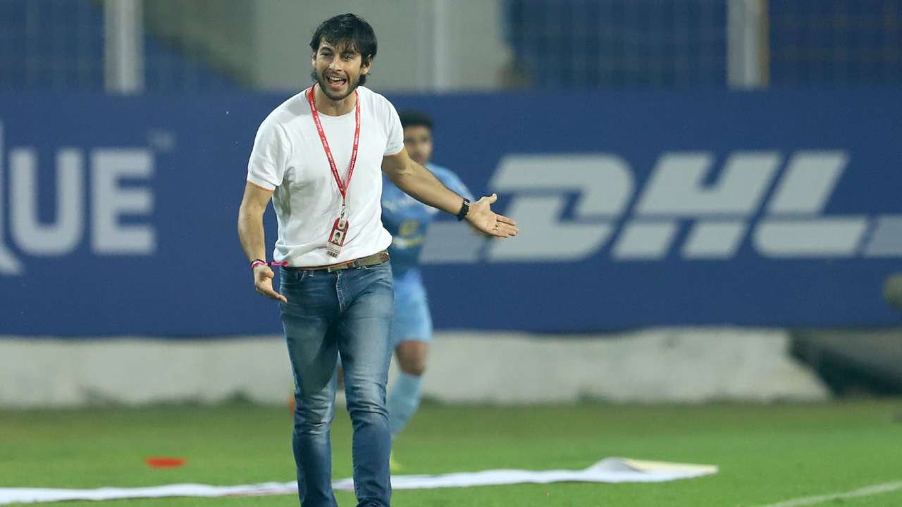 Juan Ferrando, Goa vs Mumbai City