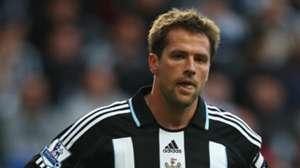 Michael Owen Newcastle