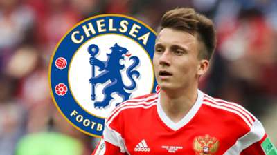 Aleksandr Golovin Russia 2018 World Cup Chelsea