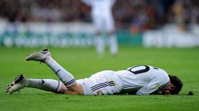 Gonzalo Higuain Real Madrid Olympique Lyon
