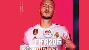 FIFA 20 Cover Eden Hazard