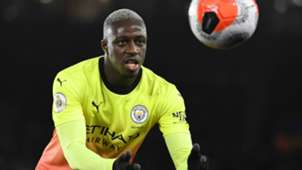 GERMANY ONLY: BENJAMIN MENDY MANCHESTER CITY