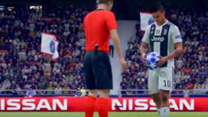 FIFA 19 Free Kicks
