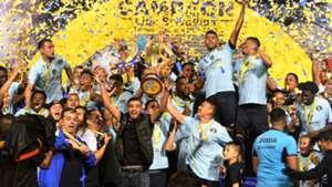 Olimpia v Motagua Clausura Football Tournament final 02062019
